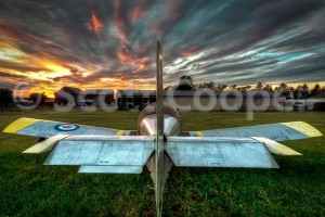Barrie Airport by Scott Cooper