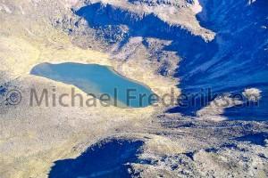 Mt. Kenya Glacier by Michael Frederiksen